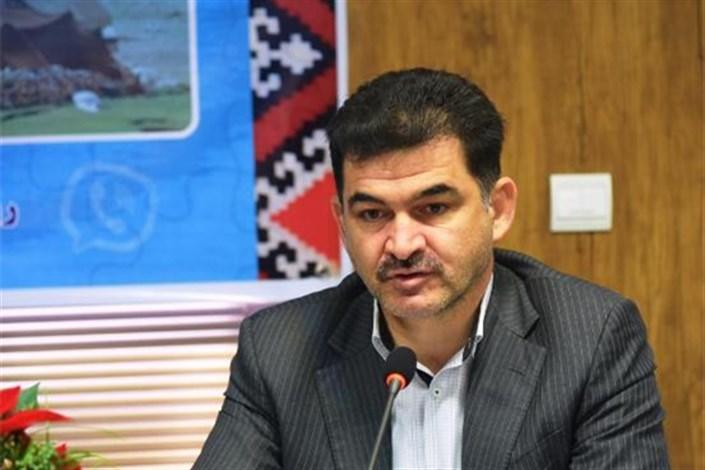 هومن فتحی مدیرکل دفتر امور بین الملل و سازمان های تخصصی وزارت جهاد کشاورزی.JPG
