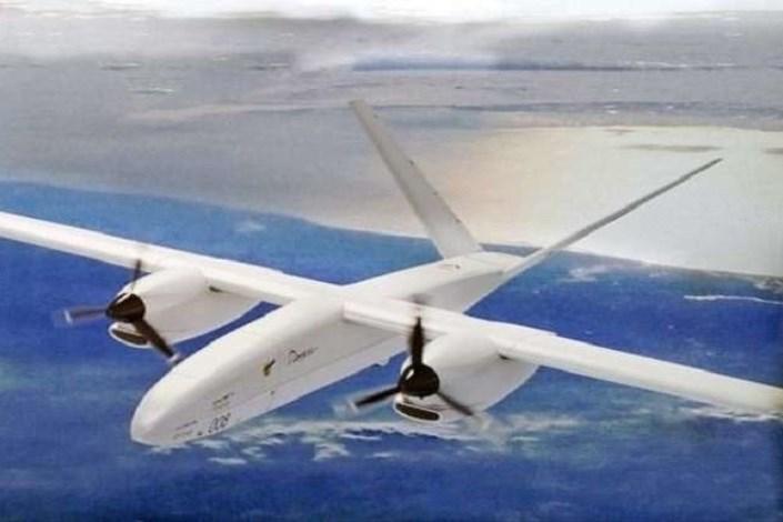 آزمایش برزگترین هواپیمای بدون سرنشین جهان