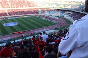 تمهیدات اورژانس تهران برای بازی پرسپولیس- السد در ورزشگاه آزادی
