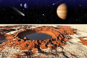 آب مریخ برای زندگی مناسب است