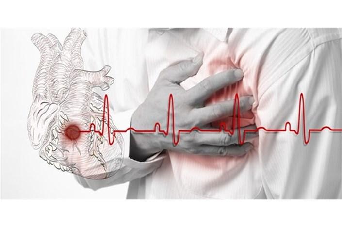 وقوع سالیانه ده ها هزار مورد سکته قلبی