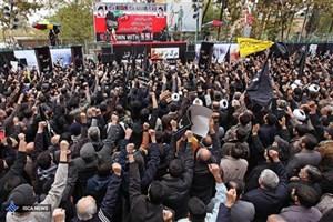 برنامه های جامعه اسلامی دانشجویان دانشگاه تبریز برای روز 13 آبان تشریح شد