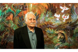 Farshchian: I'm Working Continuously to Keep Iranian Art Alive