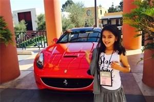 غول های تکنولوژی به دنبال دختر 10 ساله