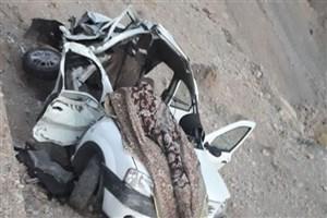 تصادف ال 90 با کامیون در محور ایلام- مهران/ 5 نفر کشته شدند