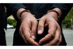 بازداشت خبرنگار هتاک به ساحت مقدس اهل بیت(ع)درحال خروج از کشور