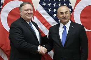 تماس دوباره وزرای خارجه آمریکا و ترکیه