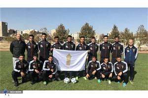 تیم فوتبال دانشجویان ایران فردا عازم چین می شود