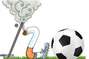 پای مربیان آلوده به دخانیات، از ورزش بریده شود/ 60 درصد از قهرمانان به سراغ دخانیات می روند
