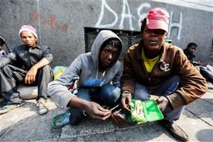 روزانه 200 نفر در آمریکا با مصرف  مواد مخدر می میرند