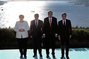بیانیه پایانی نشست چهار جانبه سوریه در استانبول