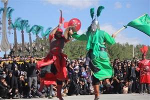 اربعین به روایت تعزیه خوانان آذری زبان