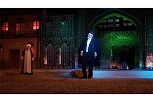 حضور گرم تماشاگران در اولین شب اجرای نمایش بزرگ میدانی رسول