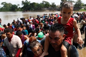 5 هزار سرباز آمریکایی به مرز مکزیک اعزام شدند