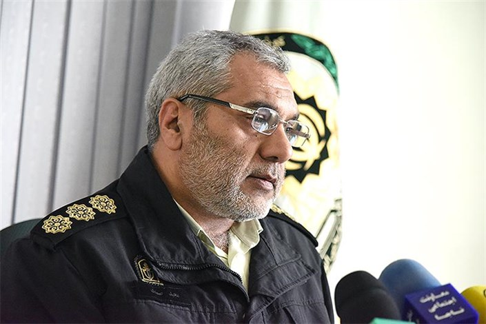 سرهنگ مجید صمدی
