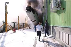 درحریق لاشه هواپیما در فرودگاه امام ، 10 نفر مصدوم شدند+ اسامی