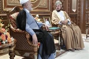 دیدار سفیر ایران با معاون نخست وزیر عمان