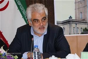 سرپرست دانشگاه آزاد اسلامی واحد طبس منصوب شد