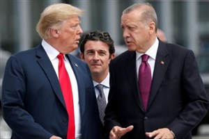 تاکید آمریکا و ترکیه بر گسترش روابط دو جانبه