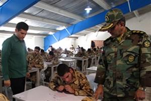 دانشگاه فنی و حرفهای آموزش های مجازی به سربازان  ارائه می دهد
