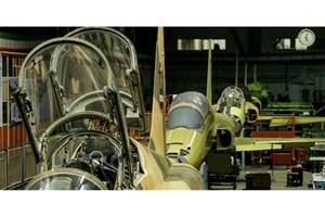 خط تولید انبوه جنگنده «کوثر» افتتاح شد