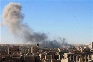 جنایت جدید آمریکا در سوریه