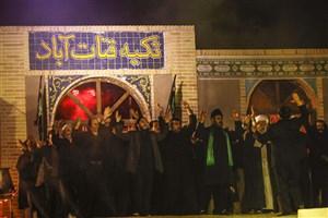 ذاکر اهل بیت و خبرنگاران مهمان نمایش «رسول» بودند