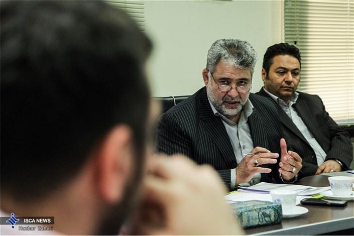 جوانمرد: از فدراسیون فوتبال و تاج گله دارم/ احتمال تشکیل تیم فوتبال دانشگاه آزاد اسلامی