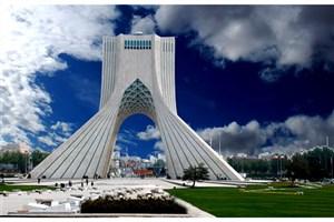 بارش باران هوای تهران  را سالم کرد/شاخص 55