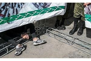 گروگانگیری سارق خودرو در تهران ناکام ماند