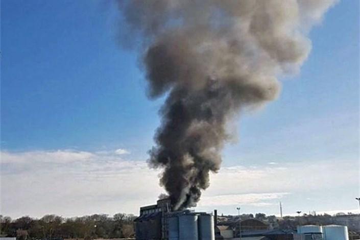 ۱۳ کشته و زخمی در انفجاری در کارخانه چین