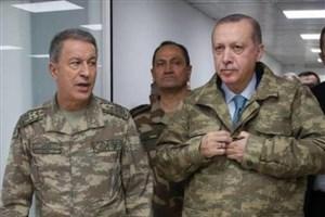 هشدار ترکیه به نیروهای متحد آمریکا در سوریه