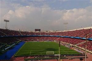 ظرفیت ورزشگاه آزادی تکمیل شد/ هواداران کاشیما هم «سرخ» شدند
