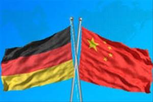 تنش در روابط آلمان و چین
