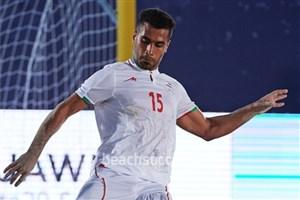 تیم ملی فوتبال ساحلی ایران قهرمان جام بین قاره ای امارات شد