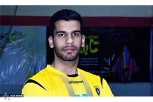 دانشجو دانشگاه آزاد اسلامی در تیم ملی هندبال