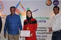 Lahijan IAU Student Shines Bright at 8th Asian Yoga Sports C'ship