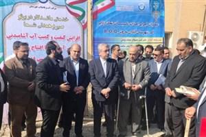 آغاز عملیات اجرایی 2500 میلیارد تومان پروژه آب و برق استان خوزستان