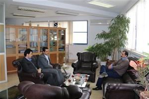 جلسه راهبردی ورزش در دانشگاه آزاد اسلامی واحد لاهیجان برگزار شد