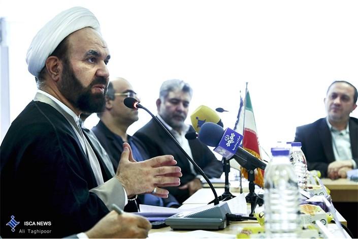 نشست رسانه ای معاون فرهنگی و دانشجویی دانشگاه آزاد اسلامی