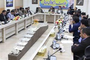 توسعه دانشگاه آزاد اسلامی با روحیه و تفکر انقلابی پیش می رود