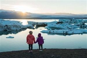 افزایش سطح آب دریاها با وجود کاهش گرمایش جهان