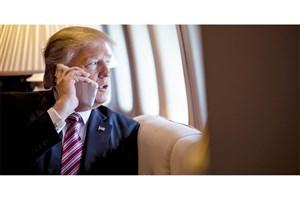 گفتگوی تند و تیز ترامپ با «ترزا می» درباره ایران و ابراز خشم از ماکرون