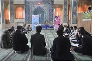 کرسی تلاوت قرآن در دانشگاه آزاد اسلامی شبستر برگزار شد