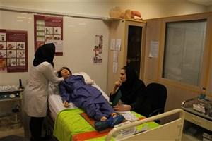سیزدهمین آزمون صلاحیت بالینی پزشکی عمومی با حضو 59 نفر شرکت کننده برگزار شد