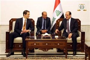 المالکی بر معافیت عراق از تحریم های آمریکا علیه ایران تاکید کرد