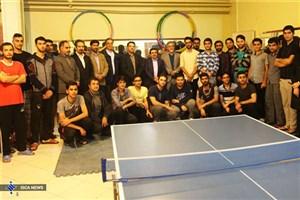 سالن های ورزشی  علوم پزشکی شهید بهشتی تجهیز می شود