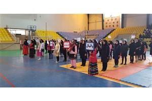 نخسین المپیاد ورزشی درون مدرسه ای در واحد بابل افتتاح شد