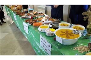 جشنواره کدو تنبل به منظور ترویج غذای سالم برگزار شد