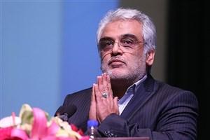 طهرانچی رئیس دانشگاه آزاد اسلامی شد